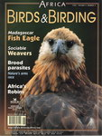 Front Cover: Africa – Birds & Birding: Vol. 3, N...