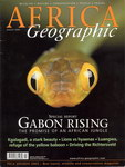 Front Cover: Africa Geographic: August 2004; Vol...