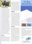 Article: Africa Geographic: November 2009; V...