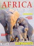Front Cover: Africa Geographic: November 2009; V...
