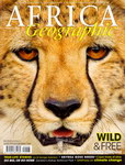 Front Cover: Africa Geographic: August 2009; Vol...
