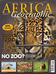 Front Cover: Africa Geographic: December 2010/Ja...