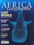 Front Cover: Africa Geographic: March 2010; Vol....