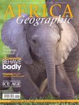 Front Cover: Africa Geographic: July 2010; Vol. ...