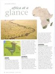Article: Africa Geographic: August 2010; Vol...