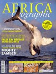 Front Cover: Africa Geographic: May 2011; Vol. 1...