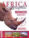 Front Cover: Africa Geographic: July 2011; Vol. ...