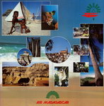 Front (Unfolded): Air Madagascar: A Single Airline fo...