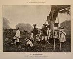 Plate 3: Voyages en Asie et ? Madagascar 188...