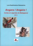 Front Cover: Angano! Angano!: Contes et Légendes...