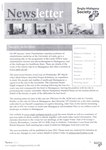 Anglo-Malagasy Society Newsletter
