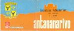 Front Cover: Sarintany Fizahantany / Carte Touri...