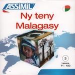 CD Sleeve: Le Malgache: La Méthode Intuitive: ...