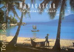Front Cover: Madagascar: The Authentic Island