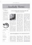 First Page: Azafady News: April 2000: Volume 2,...