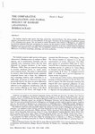 The Comparative Pollination and Floral Biology of Baobabs (Adansonia � Bombacaceae)