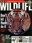 Front Cover: BBC Wildlife: January 1994, Volume ...
