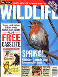 Front Cover: BBC Wildlife: May 1994, Volume 12, ...