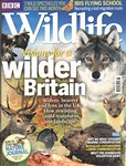 Front Cover: BBC Wildlife: August 2014, Volume 3...
