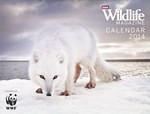 BBC Wildlife Calendar 2014