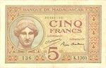 Cinq Francs