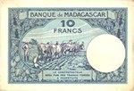 Back: Dix Francs