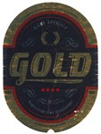 Bottle Label from Gold