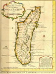 Isle de Madagascar, autrement Isle de St. Laurent