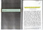 First Page: Evocation of the Dead and Kindred P...