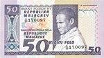 Front: Cinquante Francs