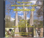 CD Introduction to Bird Song & Lemur Calls in Madagascar