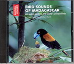 Front of Case: Bird Sounds of Madagascar: An audio...