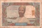 Back: Cinquante Francs