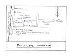 Front: Morondava (sketch map): Original ma...