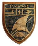 Front: Tamatave: Municipal coat of arms