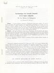 Front Cover: Systématique des Lézards Scincidés ...