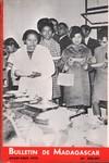 Front Cover: Bulletin de Madagascar: No. 290-291...