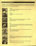 Loose Insert: Madagascar 2005 Calendar: Images of...