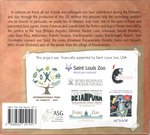 Back of Sleeve: The Astonishing Calls of the Frogs ...