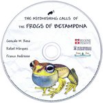 CD Face: The Astonishing Calls of the Frogs ...
