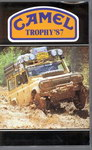 Front of Box: Camel Trophy '87