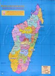 Front: Madagasikara: Carte des 22 Régions