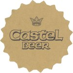 Top View: Castel Beer Mat