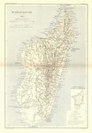 Map: Voyage ? Madagascar: 1889-1890