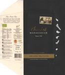 Front (Outside): Chocolat Madagascar: Fine Dark Choc...