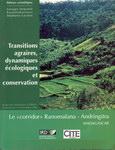 Transitions Agraires, Dynamiques Ecologiques et Conservation
