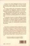 Back Cover: Signes & Signification à Madagascar...