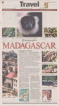 Article First Page: Off the beaten path in Madagascar: ...