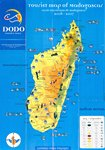 Front (Unfolded): Tourist Map of Madagascar / Carte T...