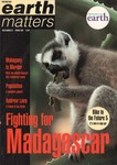 Front Cover: Earth Matters: Issue Number 25: Spr...